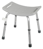 Easy Care Shower Chair without Back [CASE]