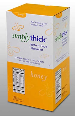 SimplyThick® Instant Food Thickener -- HONEY