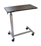 Flush Edge U-Base Overbed table