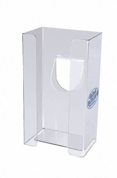 Clear PETG Plastic Glove Dispensers [CASE of 12]