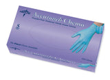 Accutouch Powder-Free Latex-Free Nitrile Exam Gloves, Blue