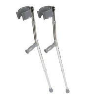 Medline Forearm Crutches