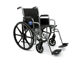 Excel K1 Basic Extra-Wide Wheelchair