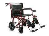 Freedom Plus Heavy-Duty Transport Chair