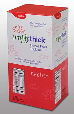 SimplyThick® Instant Food Thickener -- NECTAR
