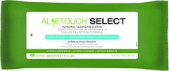 Aloetouch SELECT Premium Spunlace Personal Cleansing Wipes ( fragrance free)