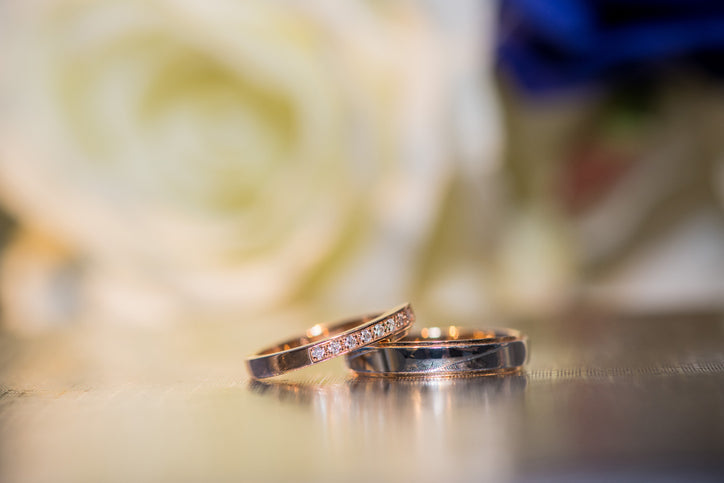 Anniversary Band - Wedding Ring