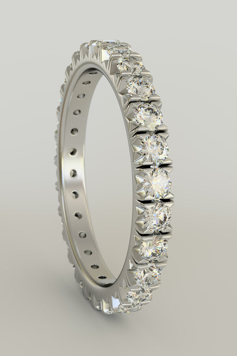 Eternity Band - Wedding Ring