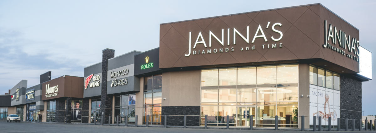 Janina's location in Westgate
