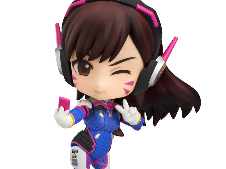 Overwatch Nendoroid No.847 D.Va (Classic Skin Edition)