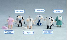 Pre-Order Dress Up Clinic Nendoroid More (Set of 6 pcs)