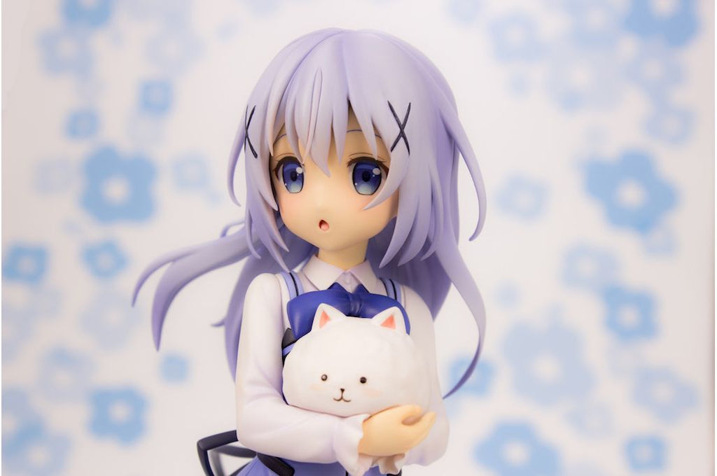 Pre-Order Is the Order a Rabbit? Chino Cafe Style 1/7 Scale Figure