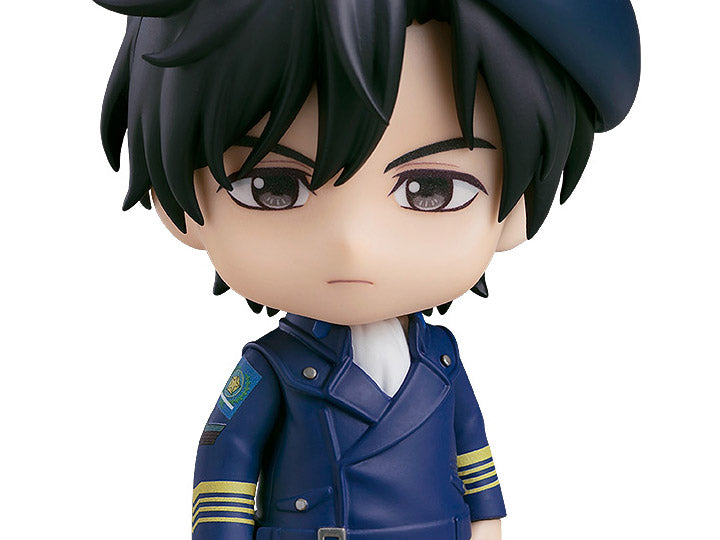 Pre-Order Legend of the Galactic Heroes Nendoroid No.951 Yang Wen-li