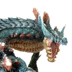 Pre-Order Monster Hunter Capcom Figure Builder Creators Model Lagiacrus (Sea Wyvern)