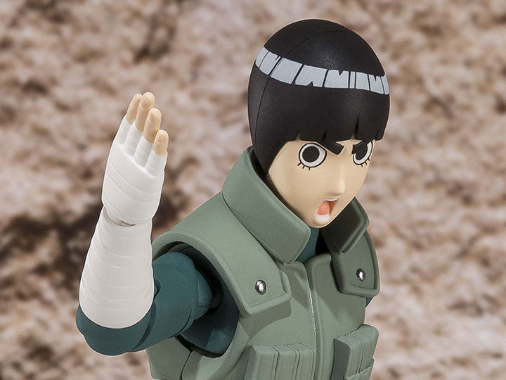 Naruto S.H.Figuarts Rock Lee
