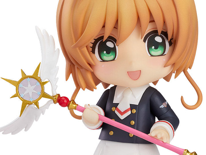 Pre-Order Cardcaptor Sakura Nendoroid No.918 Sakura Kinomoto (Tomoeda Junior High Uniform Ver.)