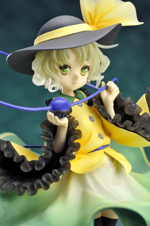Pre-Order Touhou Project Koishi Komeiji (The Closed Eye of Love) 1/8 Scale Figure