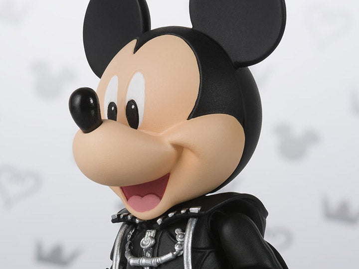 Kingdom Hearts S.H.Figuarts King Mickey