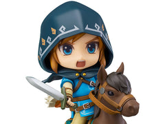Pre-Order The Legend of Zelda: Breath of the Wild Nendoroid No.733-DX Link DX Edition