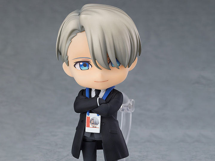 Yuri!!! on Ice Nendoroid No.865 Victor Nikiforov (Coach Ver.)