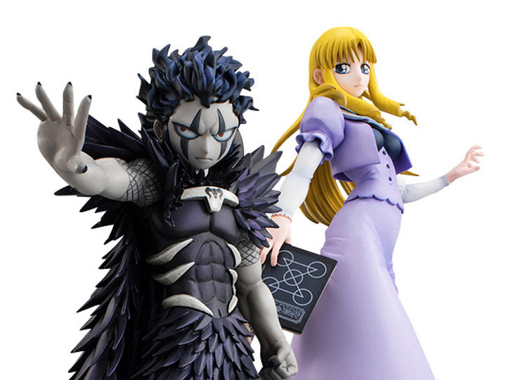 Zatch Bell! G.E.M. Series Brago & Sherry Belmont Set