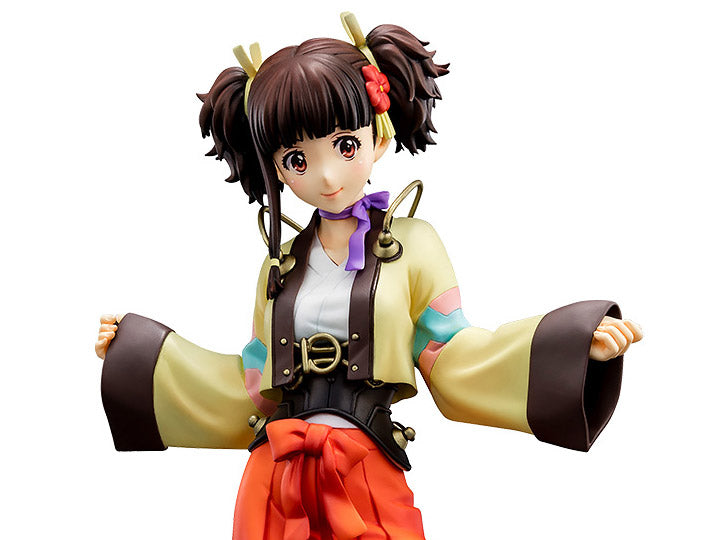 Pre-order Kabaneri of the Iron Fortress Mumei (Tanabata Ver.) 1/7 Scale Figure