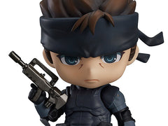 Pre-Order Metal Gear Solid Nendoroid No.447 Solid Snake