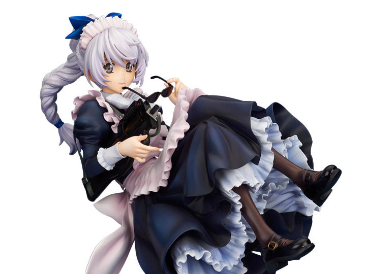 Pre-Order Full Metal Panic! Teletha Testarossa (Maid ver.) 1/7 Scale Figure