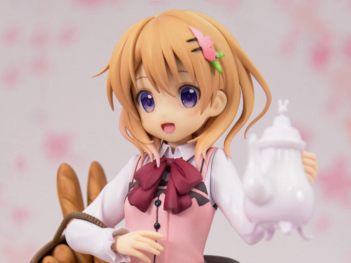 Pre-Order Is the Order a Rabbit? Cocoa (Cafe Style) 1/7 Scale Figure