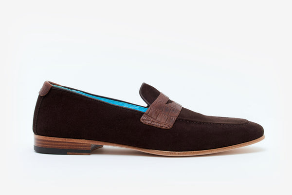 The Bressingham Saddle Loafer
