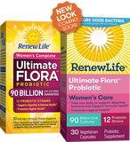 ULTIMATE FLORA WOMEN'S COMPLETE PROBIOTIC 90 BILLION - Terramed.info