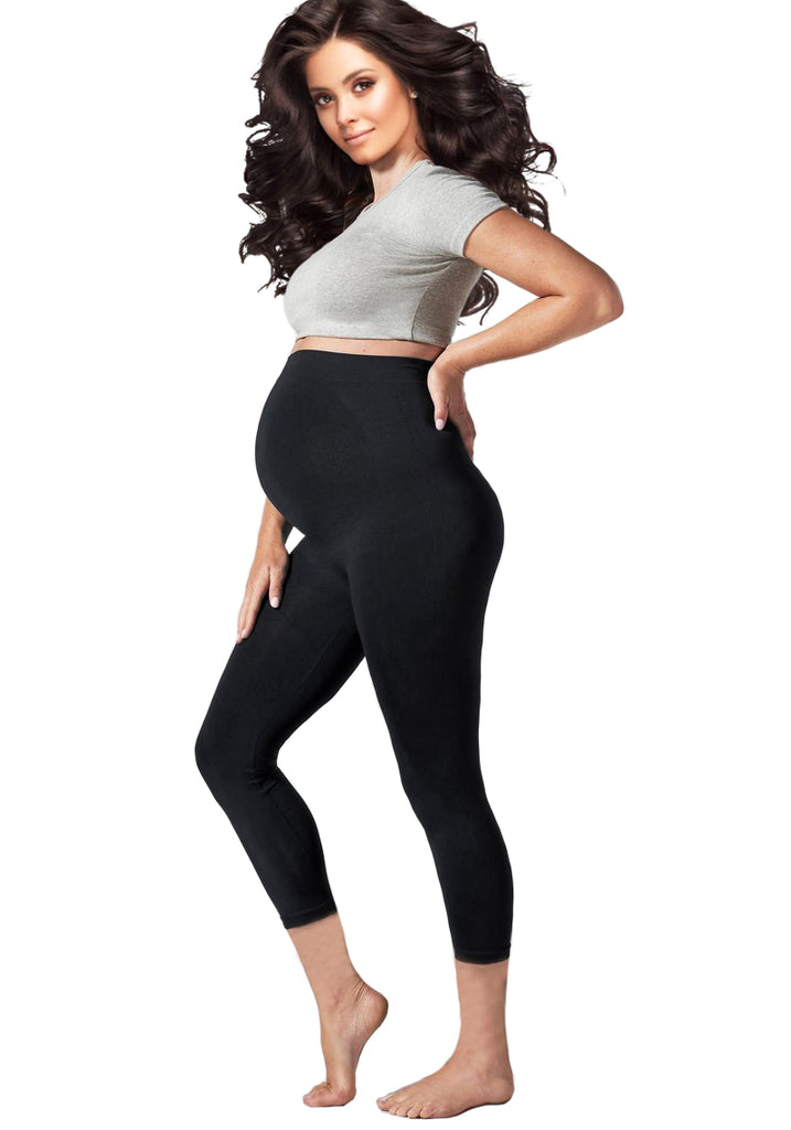 Maternity Terramed Maternity Leggings Active Wear Over The Bump Pants Pregnancy Shaping Over The Belly Postpartum Breastfeeding Clothing Accessories Laketownal Com
