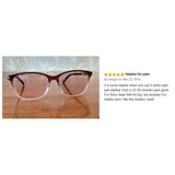 Terramed Juri Unisex Glasses for Migraine Relief and Light Sensitivity Relief - Terramed.info