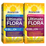 HIS & HERS ULTIMATE FLORA PROBIOTIC BUNDLE - Terramed.info