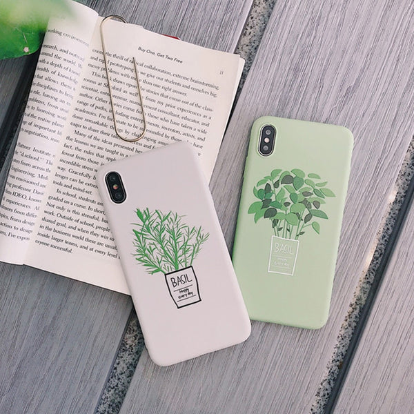 Plant Lover iPhone Case