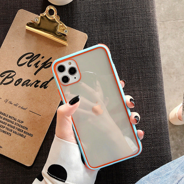 Colorful Bumper iPhone Case