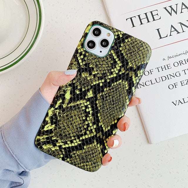 Vintage Snake iPhone Case
