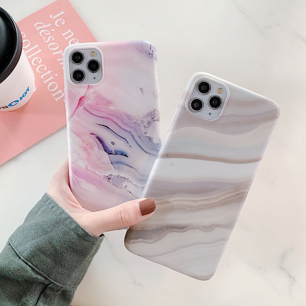 Soft Marble iPhone Case