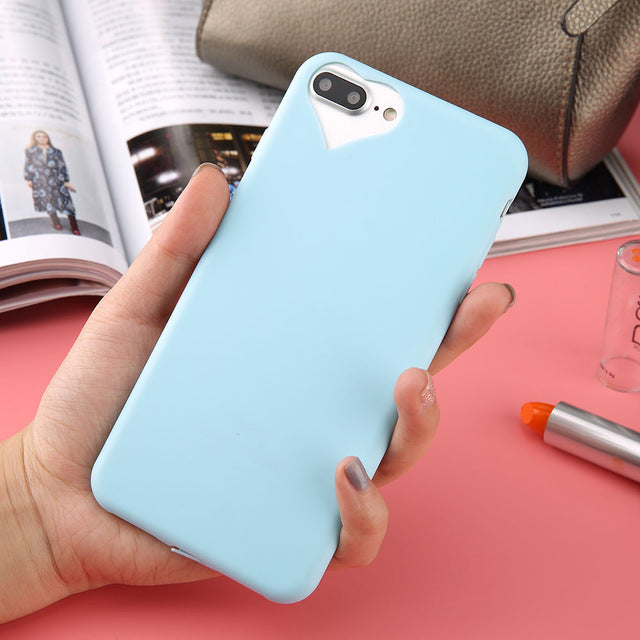 Heart-shaped Candy Matte - Cases - CASEALY