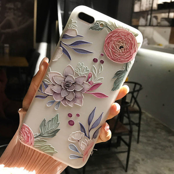 Flower Relief - Cases - CASEALY