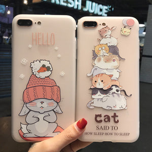 Cats Relief - Cases - CASEALY
