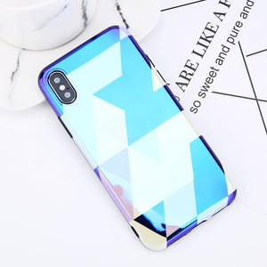 Blu-ray Laser Gradient Geometric - Cases - CASEALY