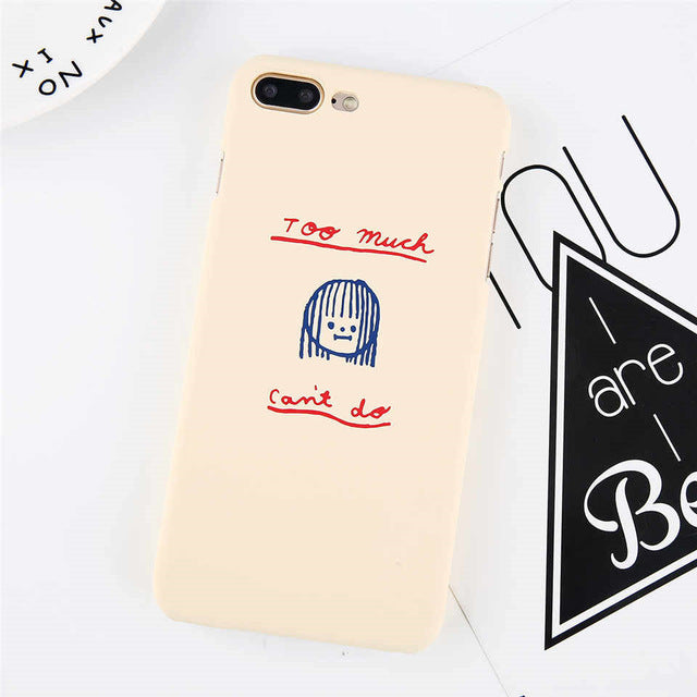 Girl Pattern Case - Cases - CASEALY