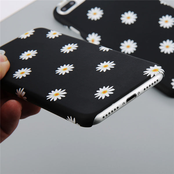 Daisy Floral Pattern - Cases - CASEALY