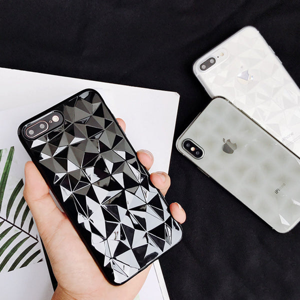 Glossy Diamonds Texture - Cases - CASEALY