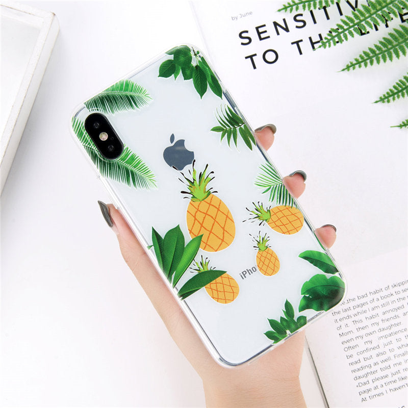 Fruit & Leaves Pattern - Cases - CASEALY
