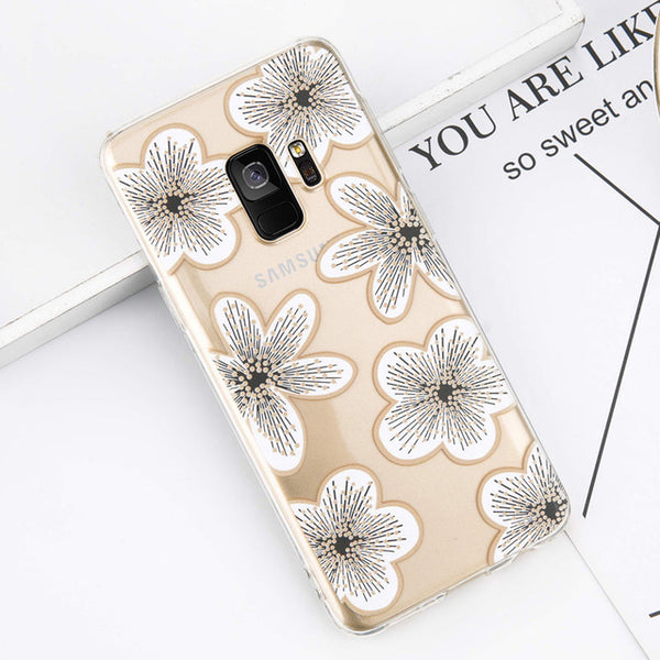 Cute Floral Pattern - Cases - CASEALY