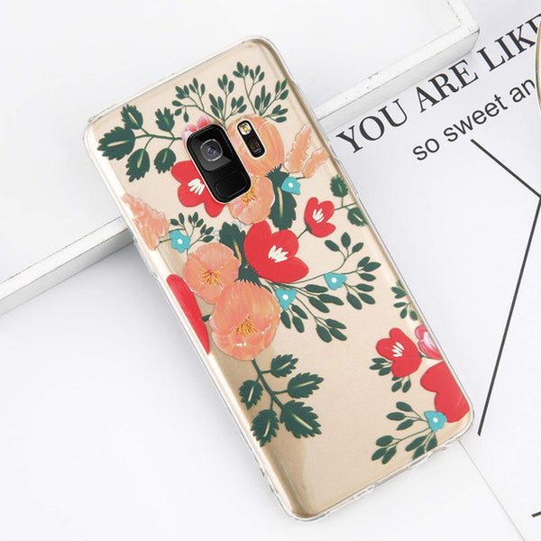 Colorful Flowers - Cases - CASEALY