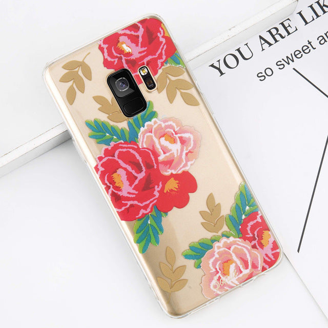 Sweet Floral Pattern - Cases - CASEALY