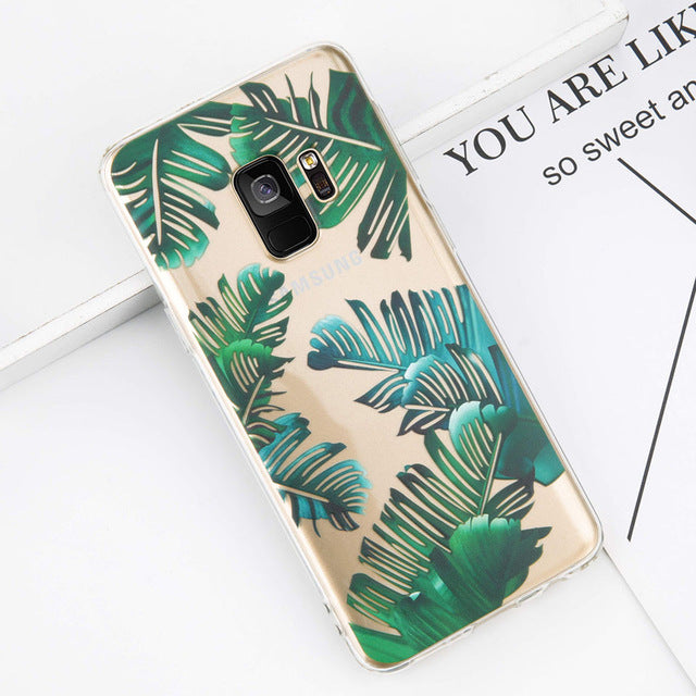 Leaves Pattern - Cases - CASEALY